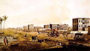 পুরোনো কলকাতার কাহিনী (১৬৯০ থেকে)