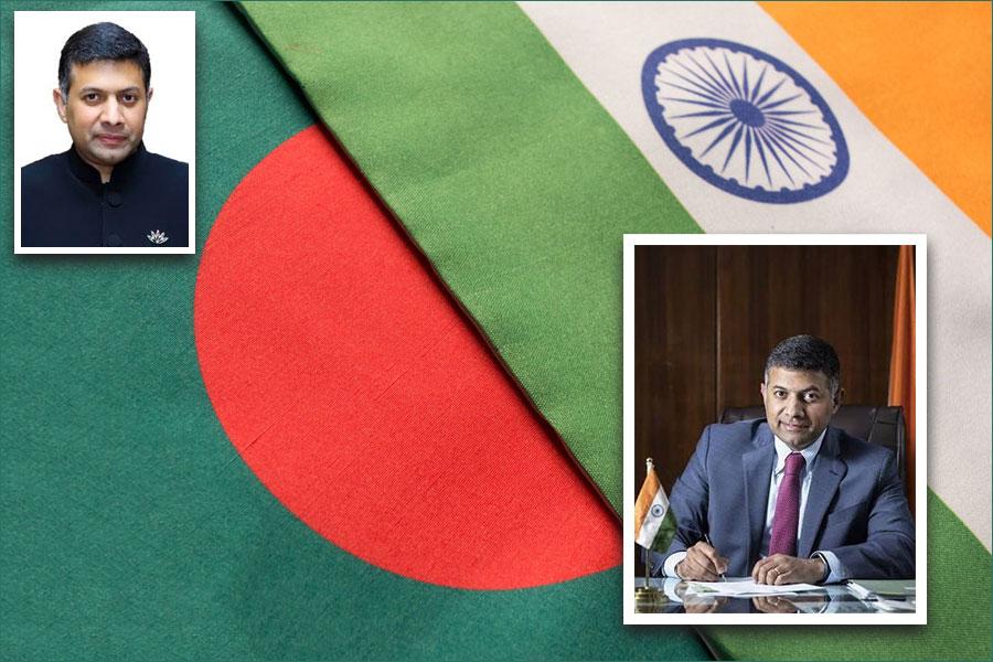 """""""বিক্রম দোরাইস্বামী"""" বাংলাদেশে ভারতের নতুন রাষ্ট্রদূত"""