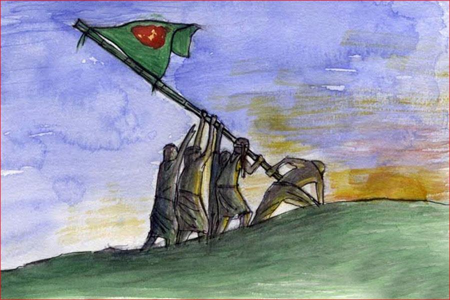 বাঙালির জাতীয়তার স্বপ্ন ও বাংলাদেশ রাষ্ট্র প্রতিষ্ঠা