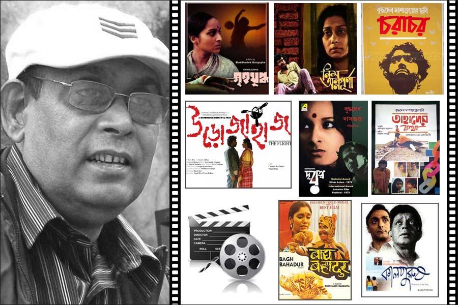 বাংলার চলচ্চিত্র জগতে আর এক নক্ষত্রপতন-প্রয়াত বুদ্ধদেব দাশগুপ্ত